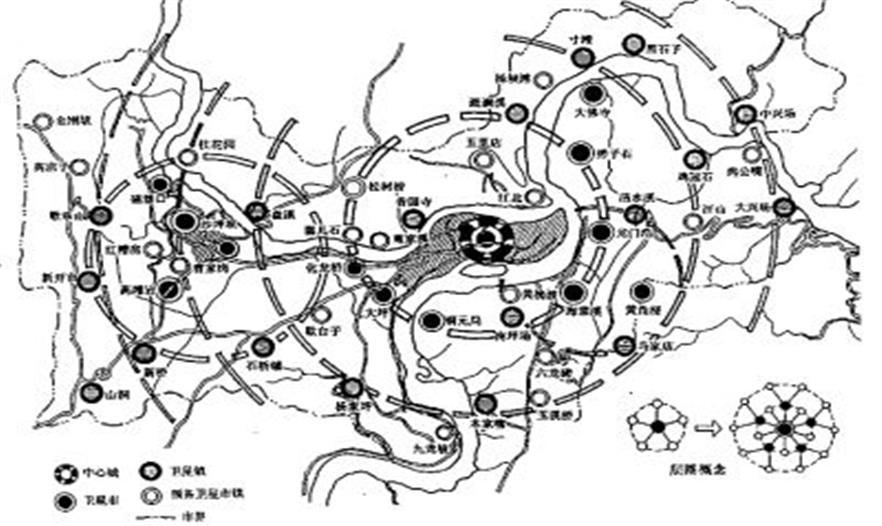 曾绘制两江大桥蓝图