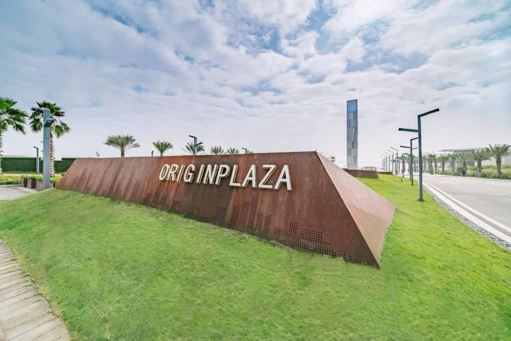湛江广东保利原点广场景观设计|GVL怡境平面国际设计师要求达成图片